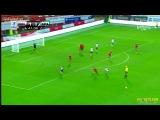 Чемпионат России по футболу  4 тур Локомотив - Краснодар 1-0 ( Гол Денисова )
